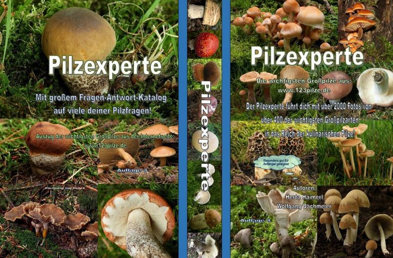 Pilzexperten Auflage 7