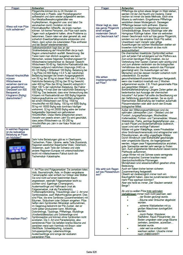 3600 Pilze - Pilzlexikon - Auflage 10