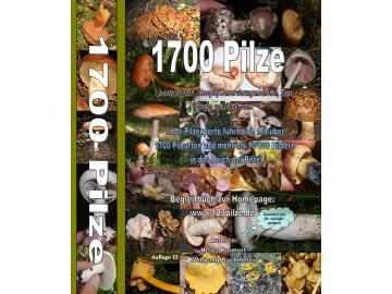 1700 Pilze Buch - Auflage 18
