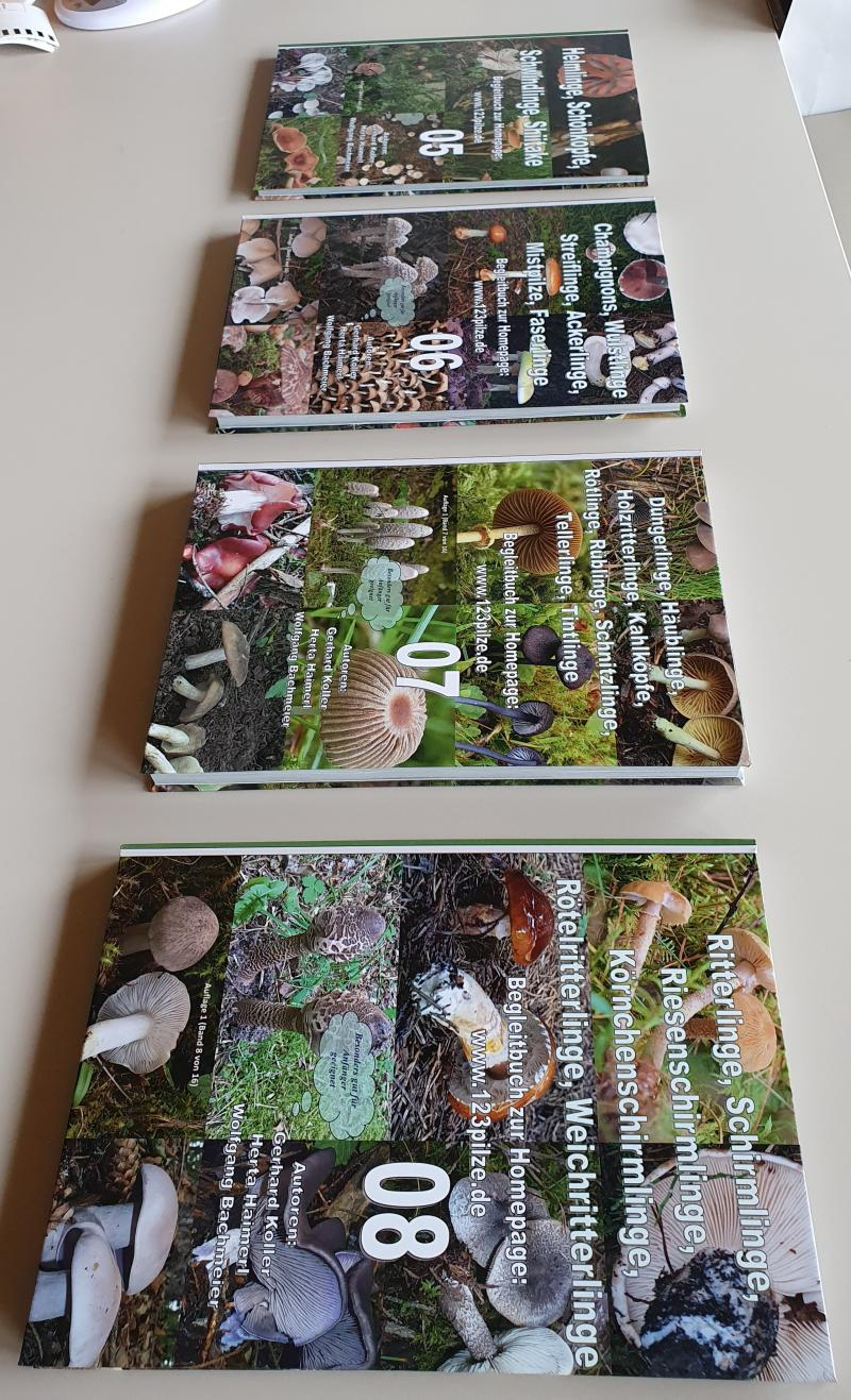 Fachbuchserie - Gesamt 16 Bände