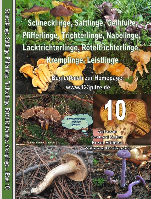 Fachbuchserie Band 10: Trichterlinge