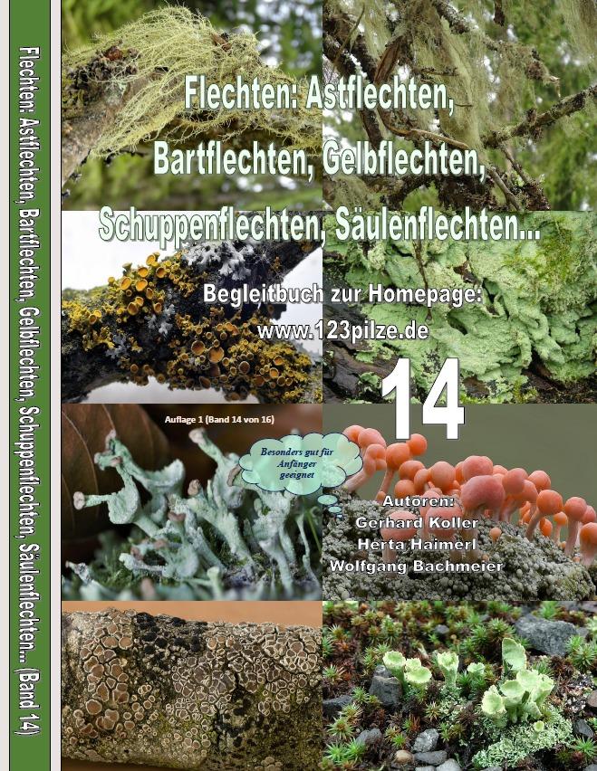 Fachbuchserie Band 14: Flechten