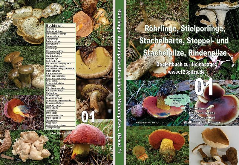 Fachbuchserie Band 1: Röhrlinge