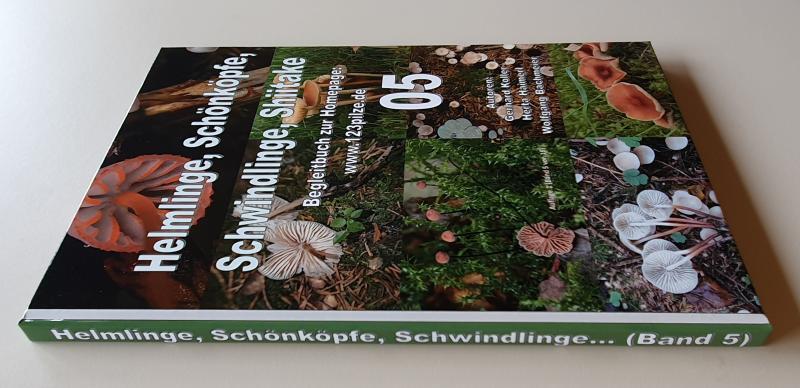 Fachbuchserie Band 5: Helmlinge