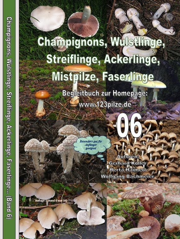 Fachbuchserie Band 6: Champignons