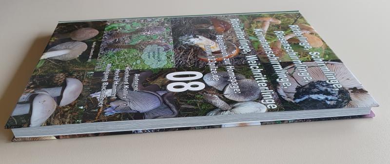 Fachbuchserie Band 8: Ritterlinge